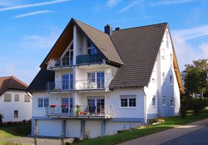 Verwaltung von Immobilien
