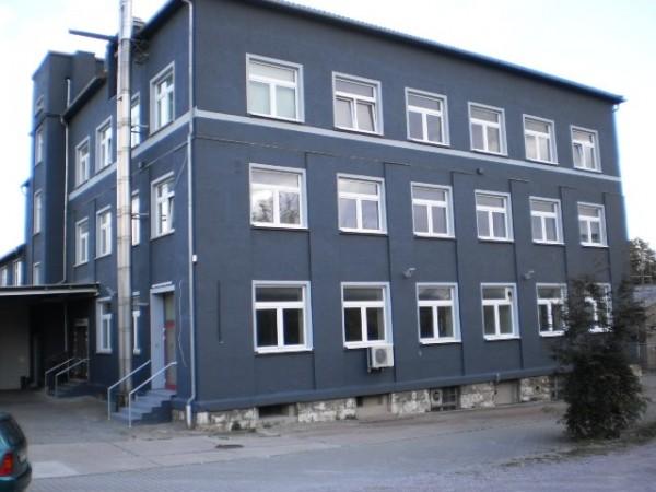 Lager und Büro