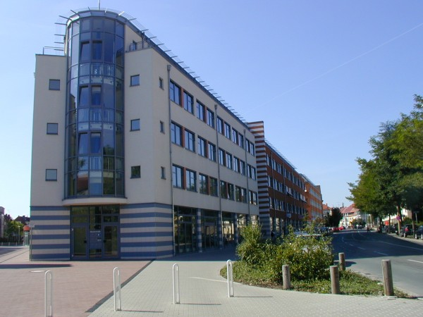 Büroflächen in Erfurt