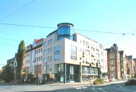 Kuchenstudio mit kochshow neu in erfurt antaris immobilien for Küchenstudio erfurt
