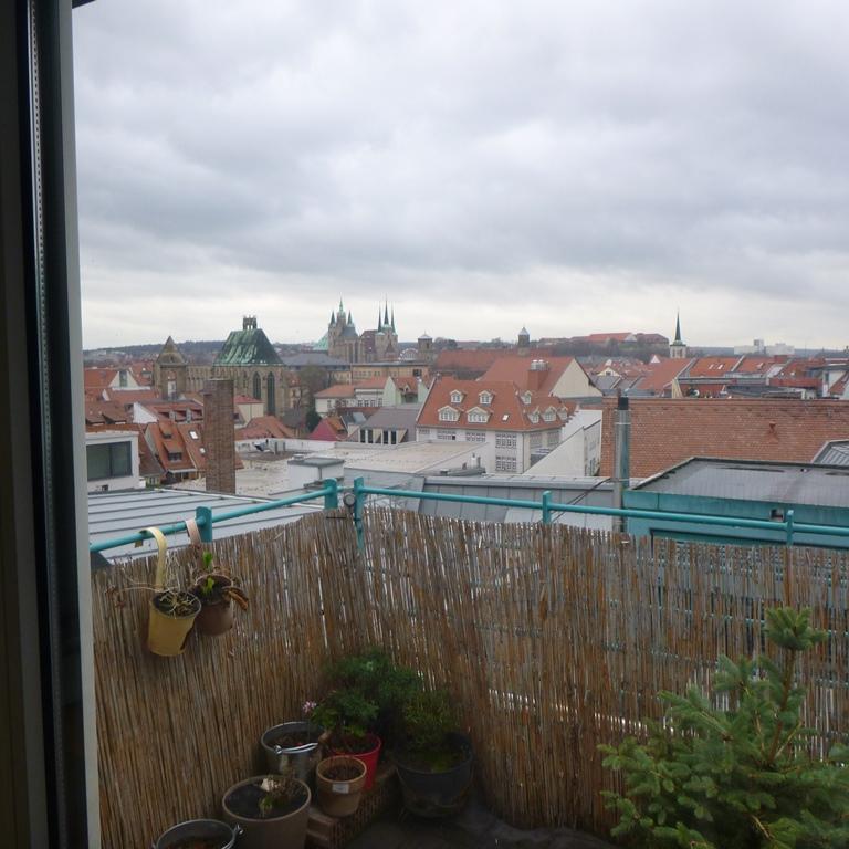 Raum Wohnung Erfurt Mit Balkon