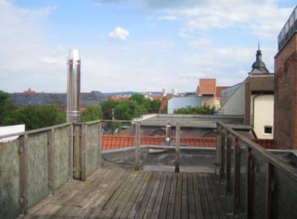 Erfurt Wohnung Mit Dachterrasse