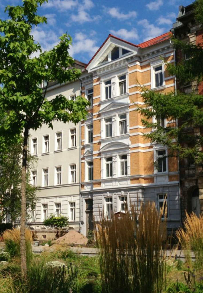 vermietet tolle 2 raum wohnung mit balkon in der For2 Raum Wohnung Erfurt