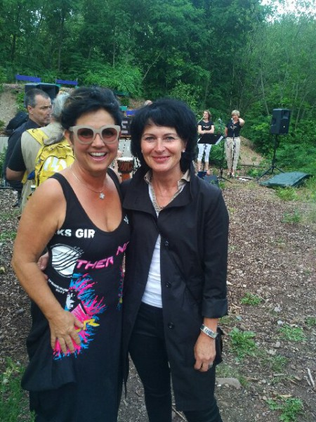 mit Carola Busse